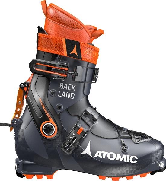 ATOMIC BACKLAND Dark Blue/Orange/Blac 000 Dark Blue/Orange/Black 30