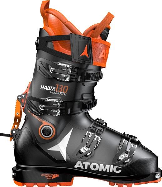 ATOMIC HAWX ULTRA XTD 130 Black/Anthr 000 Black/Anthracite/Orange 28