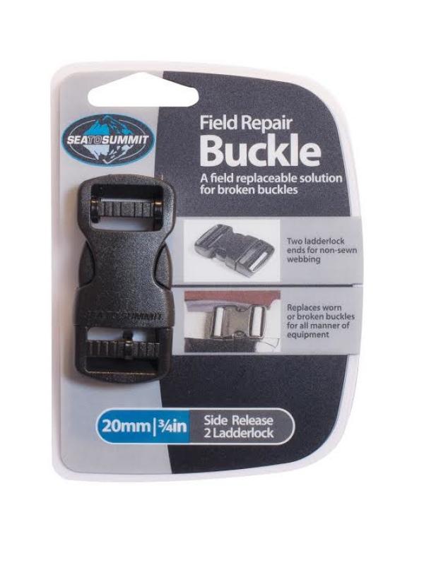 SEA TO SUMMIT Field Repair Buckle - 15mm Sid 00 Black -