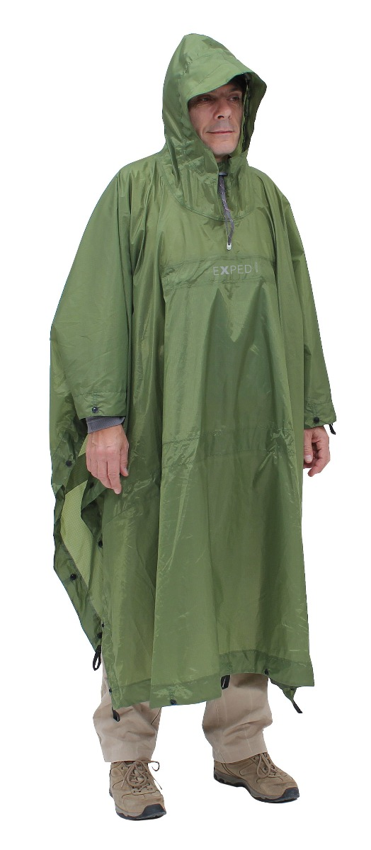 EXPED EXPED Bivy-Poncho green -