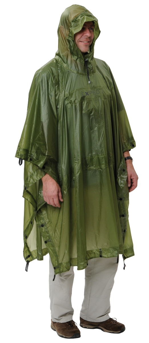 EXPED EXPED Bivy-Poncho UL green -