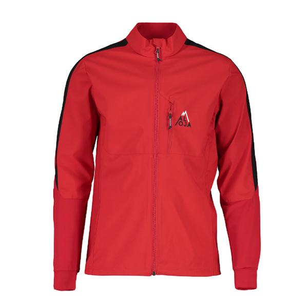 Maloja Maloja BrentanM. Nordic Jacket 8143 red poppy L