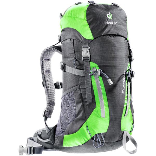 DEUTER Climber 4221 anthracite-spring -