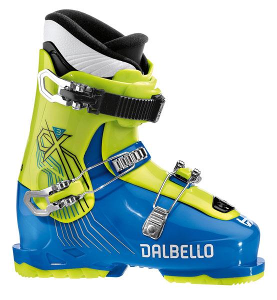 DALBELLO CX 3.0 JR, ELECTRIC BLUE/APPLE 0 - 24,5