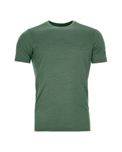 120 Tec Mountain T-Shirt Herren