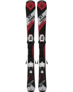 Ski-Set XT Team Kinderskiset mit Bindung (incl. Montage)