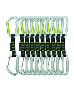 Slash Wire Kletter-Express-Set im 10er Pack