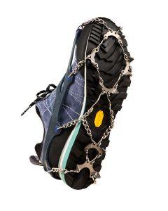 Snowline Chainsen Light Trailrunning-Schuhketten Spikes