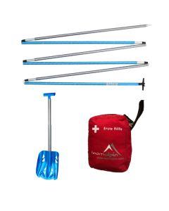 Safety Kit Notfallset für Skitouren und Freerider