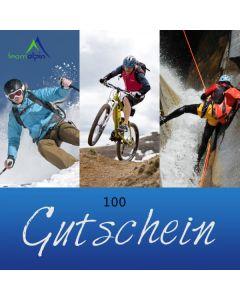 Teamalpin 100 Euro Gutschein