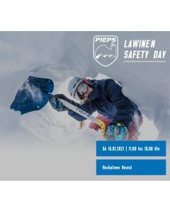 Pieps Safety Day 2022 im Heutal (Unken)