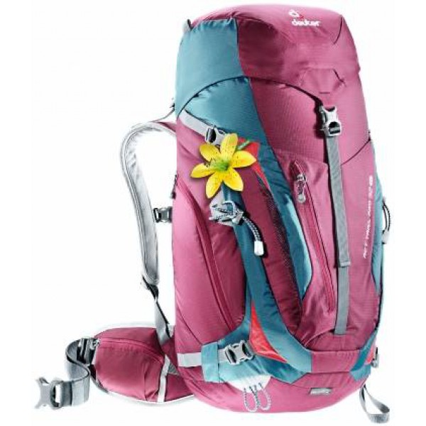 DEUTER ACT Trail PRO 32 SL 5309 blackberry-arctic -