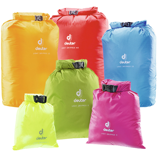 DEUTER Light Drypack 3 5002 magenta -