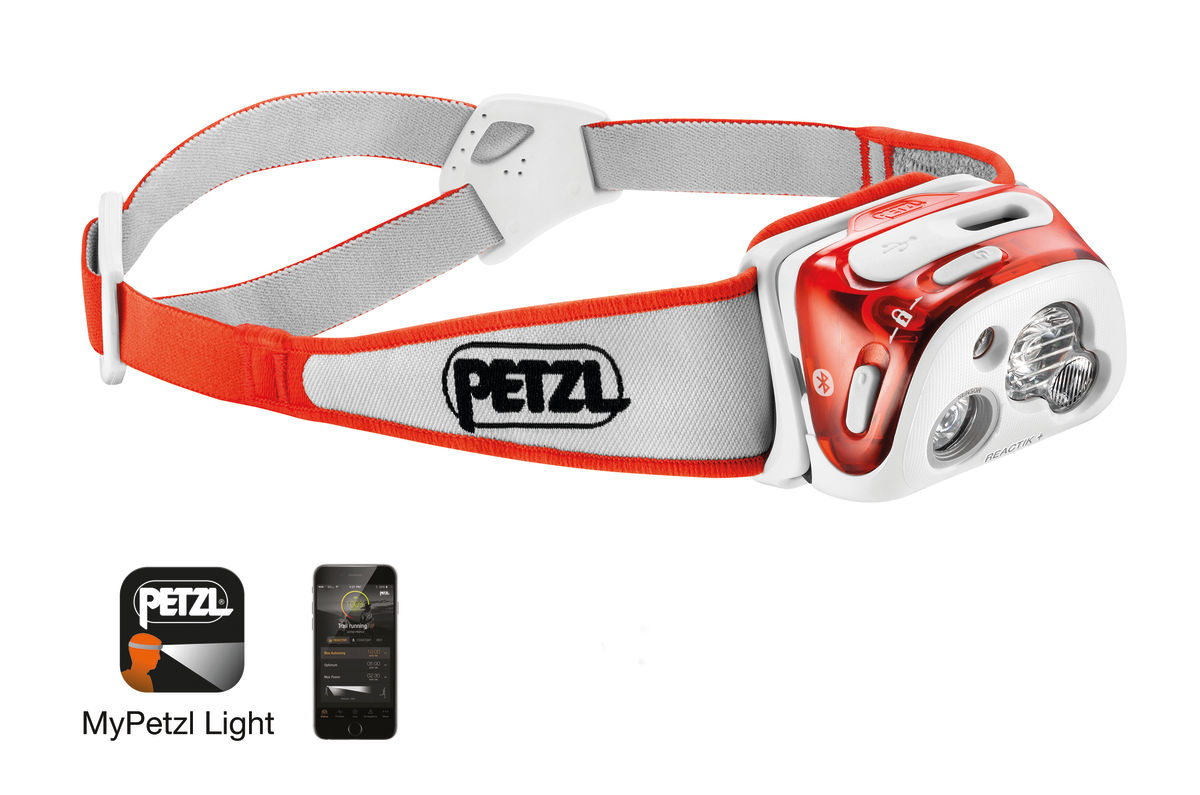 PETZL Petzl Reactic + koralle - -