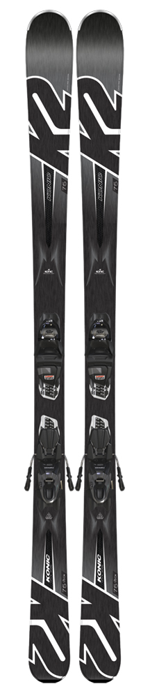 K2 KONIC 75 M2 10 QUIKCLIK black  1 design 149
