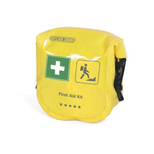 ORTLIEB First Aid Kit Safety Level High gelb -