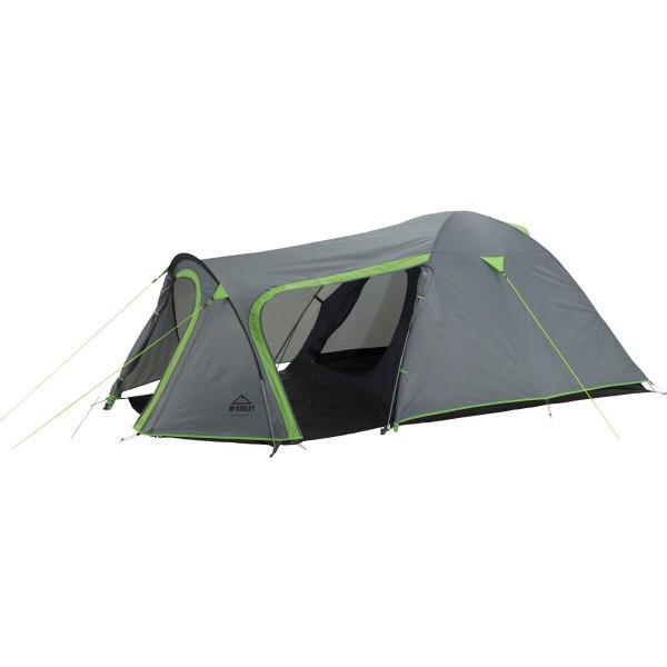 McKINLEY Camp-Zelt Flinduka 4 901 H`GRAU/GRÜN -