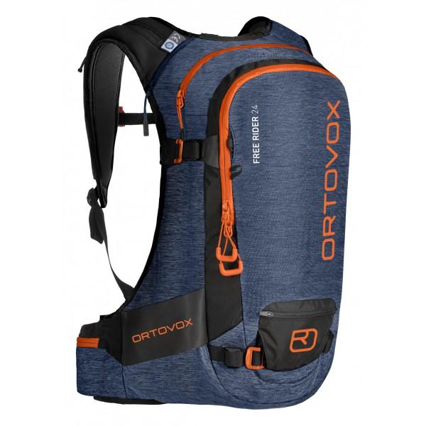 ORTOVOX Ortovox Free Rider 24 night blue blend -