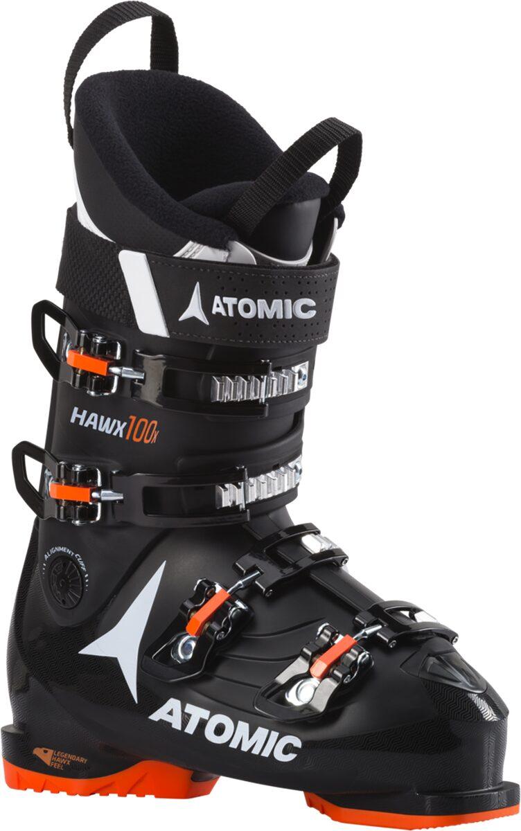 ATOMIC HAWX 2.0 100X BLACK/ORANGE 000 Black/Orange 28
