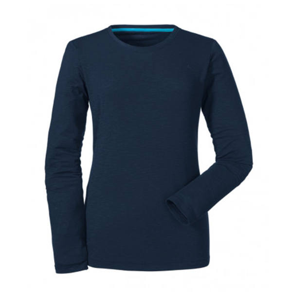 SCHÖFFEL Longsleeve La Molina2 8180 dress blues 46