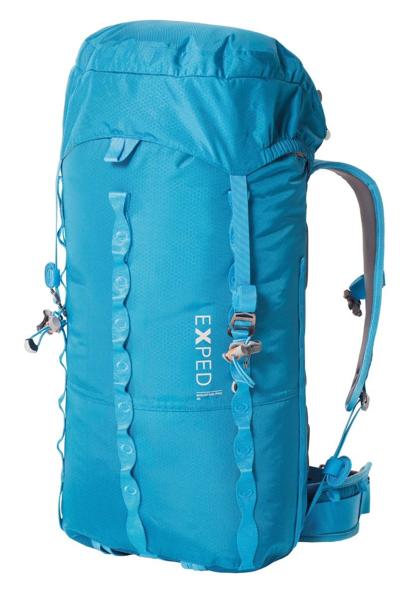 EXPED Exped Mountain Pro 30 Women deep sea blue -