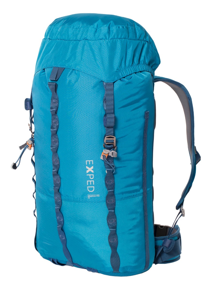 EXPED Exped Mountain Pro 40 deep sea blue M