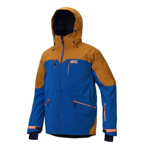 Picture Picture Nakooin Jacket D Petrol Blue XL