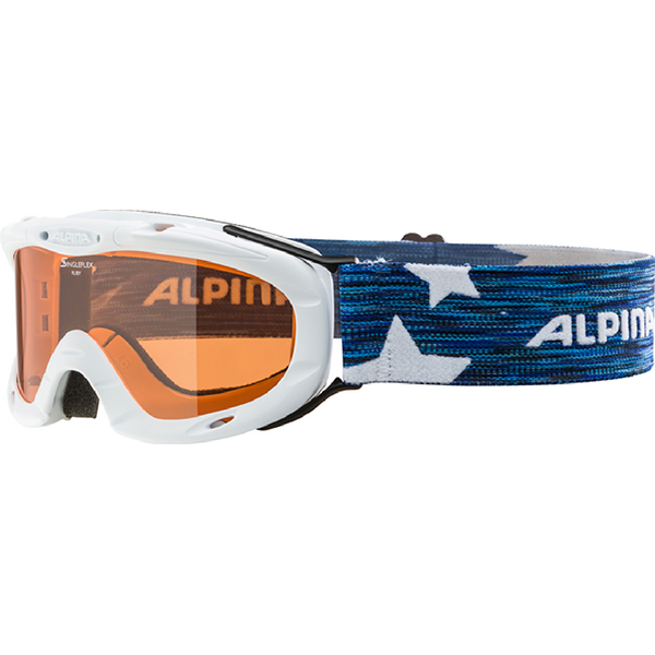 ALPINA RUBY S SH 411 white -