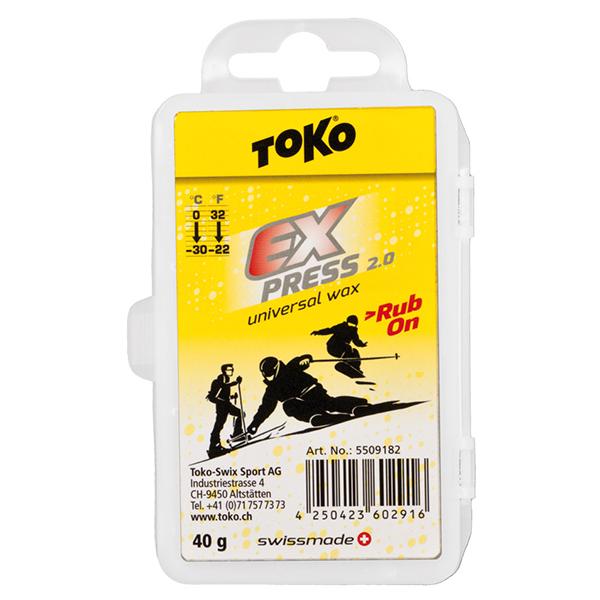 TOKO Express Rub-on 0000 Neutral -