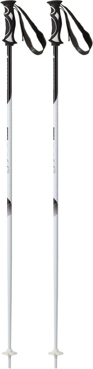TECNOPRO Skistock Safine Pure 907 WHITE/BLACK/GOLD 125