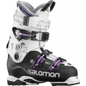 SALOMON QUEST PRO CS SPORT W 000 Black/White/Purple 26,5