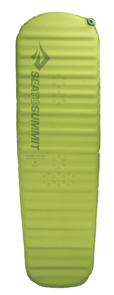 SEA TO SUMMIT Comfort Light Self Inflating L GN Green -