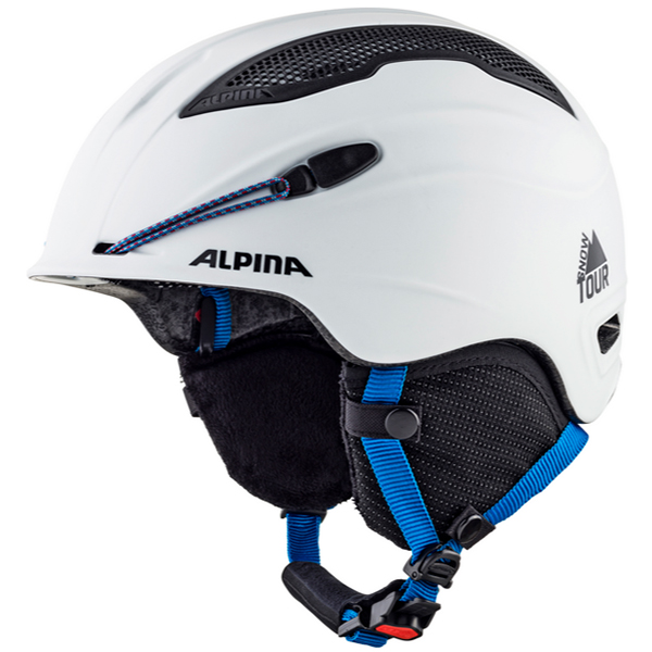 ALPINA SNOW TOUR 31 black-red matt 58