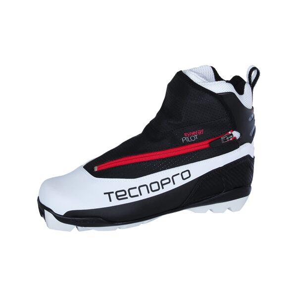 TECNOPRO LL-Schuh Synergy Pilot 900 SCHWARZ/WEISS/ROT 10,5